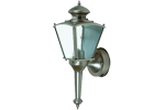 Designers Edge Beveled Glass Wall Sconce
